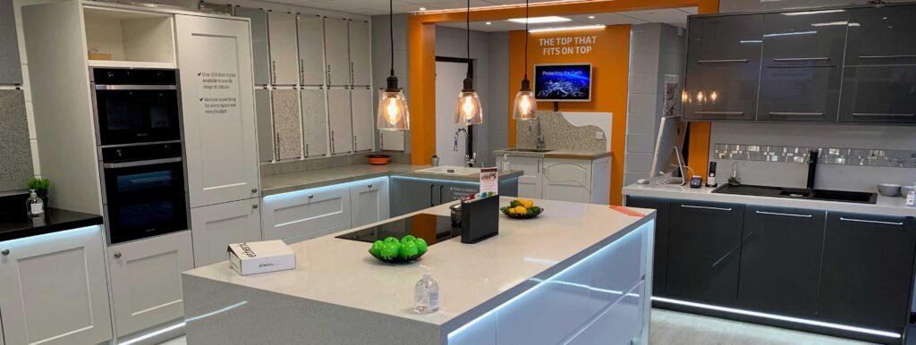 Milton Keynes Showroom - TREND Transformations