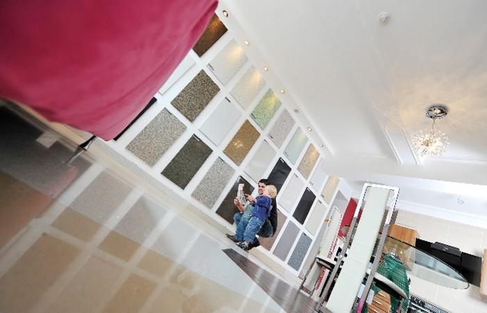 Wakefield Showroom Granite Transformations