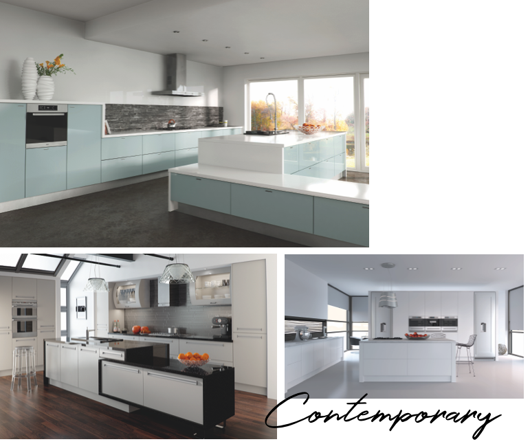 Modern Kitchens By The Outstanding Zed Experience: Contemporary Kitchen Style