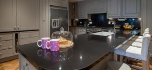 Classic kitchen granite worktop makeover